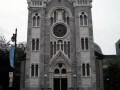 Montreal Quebec- Notre Dame de Lourdes Chapelle