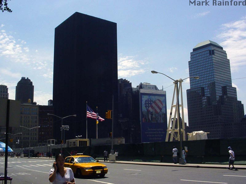 New York City  2003  - Cludgie