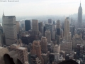 New York, View From the Rockefeller Center