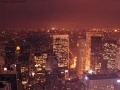 View From Rockefeller Center at Night