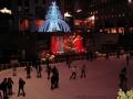 The Rockefeller Center At Night