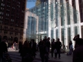 New York, The Glass Apple Store