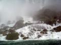 Ontario, Canada.  Niagara Falls The American Falls