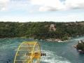 Ontario, Canada.  Niagara Falls - Niagara Gorge, Cable Car