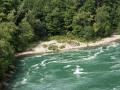 Ontario, Canada.  Niagara Falls - Niagara Gorge