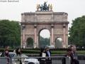 Paris, Arc de Triomphe du Carrousel