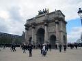Paris, France, Arc de Triomphe du Carrousel