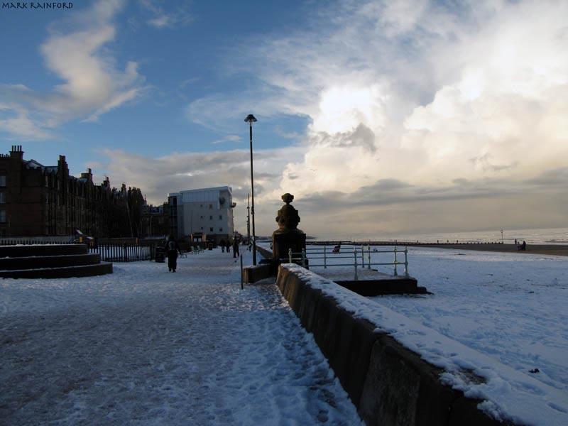 Winter @ Portobello Beach