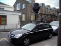 Google Car @ Portobello