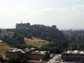 Edinburgh Castle From The Scott Monument