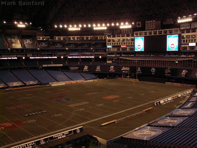 The Sky Dome (Now the Rogers Center)