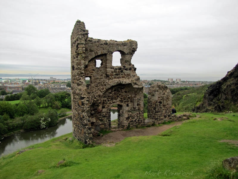 St Anthony's Chapel on Arthur's Seat