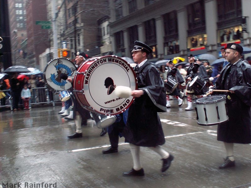 New York, Tartan Day 2006