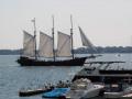 Toronto Ontario Canada The Tall Ship Kajama