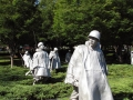Washington, D.C., Korean War Veterans Memorial