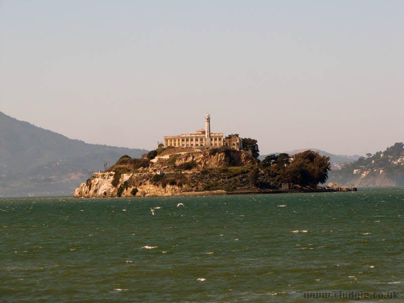 Alcatraz Island California