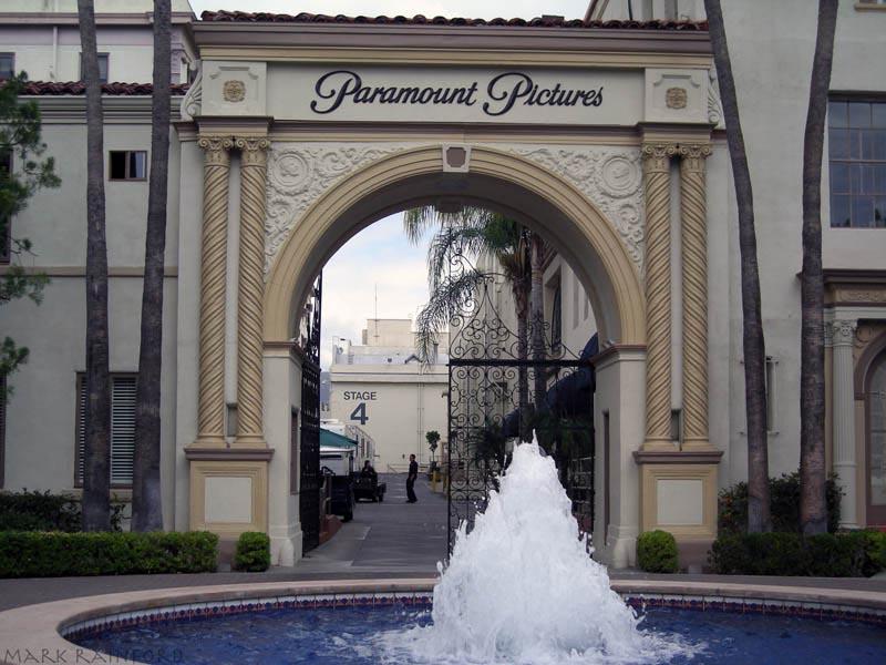 Paramount Studios Los Angeles California