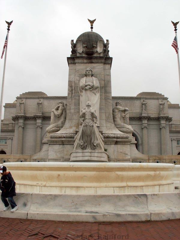 Washington DC Union Station 2008