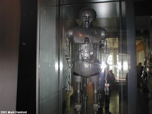Medical Droid - The Art of Star Wars Edinburgh 2002