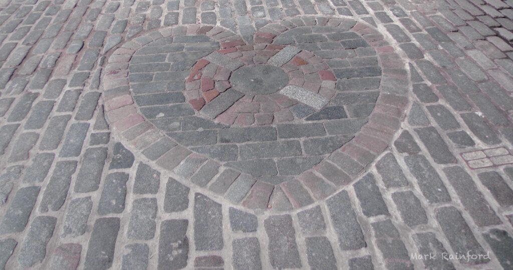 Heart of Midlothian Mosaic
