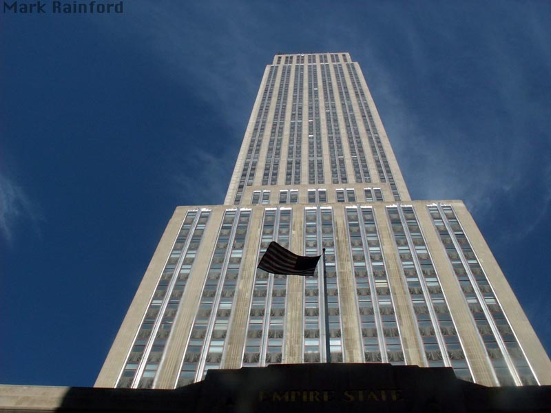 New York, Empire State Building
